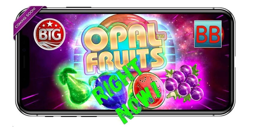Новая Игра Opal Fruits от Провайдера BTG