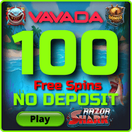 Free pins No Deposit Bonus at Vavada Casino is in the photo.