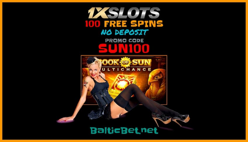 1xslots Casino 2020 Review And 100 Spins Without A Deposit